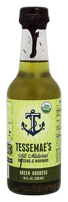 Tessemae's - All Natural Organic Green Goddess Dressing - 10 fl. oz.