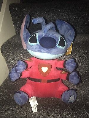 Disney Store Alien Plush From Lilo And Stitch Soft Toy New Rare