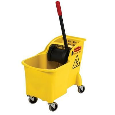31 Qt. Tandem Mop Bucket Rubbermaid Commercial Products