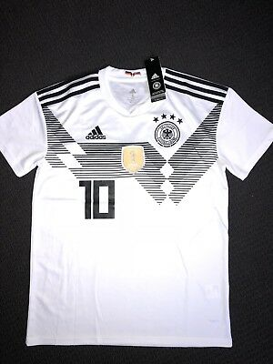 Mesut Ozil 2018 GERMANY Home jersey (small) NEW WITH TAGS
