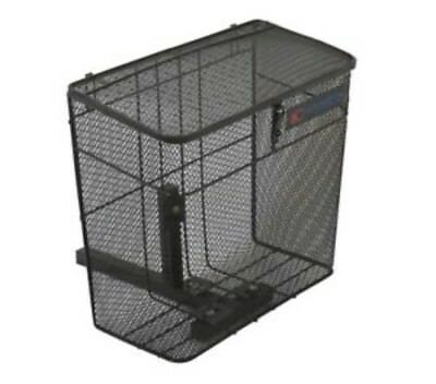 Lockable Rear Basket For Mobility Scooters