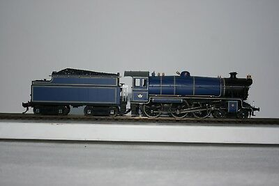 Austrains HO NSW C36 4-6-0 Steam Locomotive - #3616 - Royal Train Loco