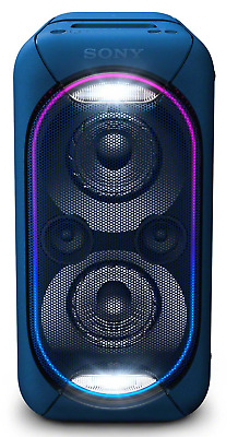 Sony Xb60 Extra Bass Bluetooth Speaker With Battery Blue Gtkxb60L Rrp $499