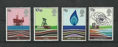 Great Britain 1978 Energy  MNH