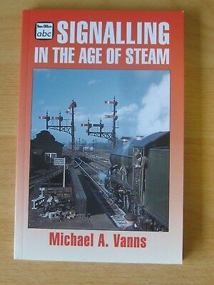 """Signalling In The Age Of Steam"" Ian Allen Publishing. 112 pages. 120 x 185 mm."