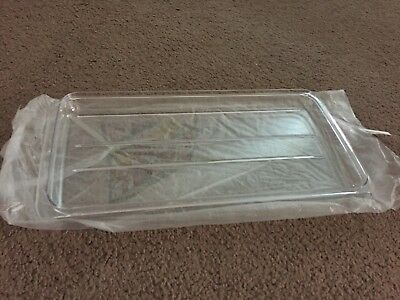 Tupperware Clear Mates Tray BRAND NEW