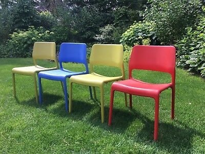 """KNOLL Don Chadwick Side Chair (Spark Series), ideal mit Living Divani """"Wedge""""!"""