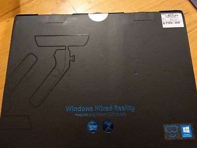 Acer Windows Mixed Reality Headset And Motion Controllers (New)