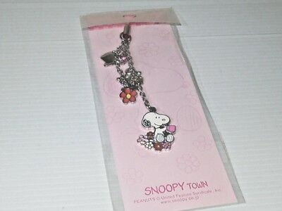 Snoopy Town Tea Time Pattern Accessories