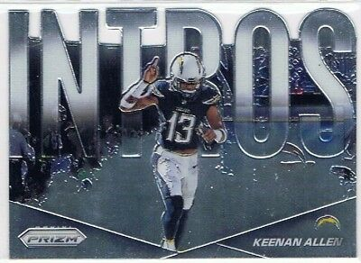 2014 Prizm - Intros #5 Keenan Allen - San Diego Chargers