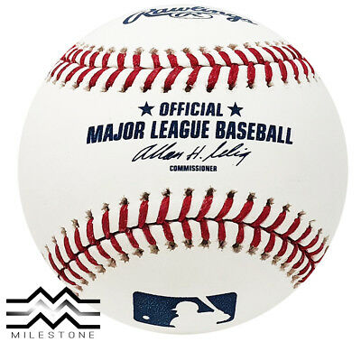 (12) Rawlings Official Major League Game Baseball ROMLB Selig Boxed - Dozen