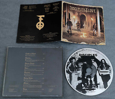 DISCIPLES OF LOVE - S/T, RARE CD, MELODIC ROCK, HARD ROCK, Indie, Deep Purple
