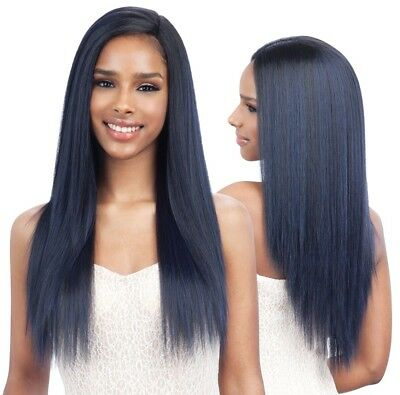 Freetress Equal Long Yaky Straight Hair Wig - Freedom Part 101