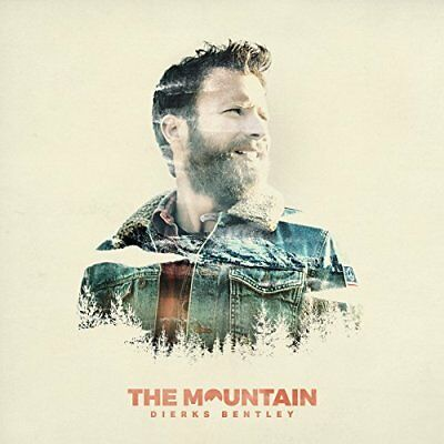 Dierks Bentley Bently The Mountain CD New Release New Sealed Unopened 2018