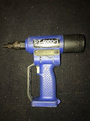 Fsi Pt-4000-1 Cordless Blind Riveter For Cherrymax And Blind Bolts