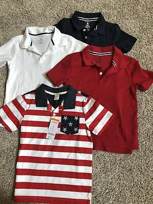 Boys Size 6 Gymboree Summer Lot 20 Pieces Many NWT