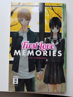 First Love Memories Yuu Yoshinaga Manga Anime