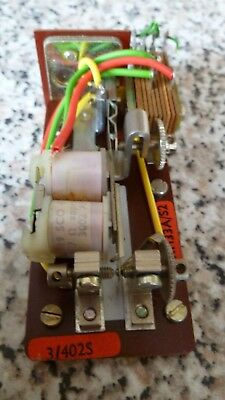 GPO Strowger HIGH SPEED RELAY 3/402S