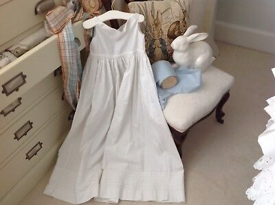Fine Antique 1800s Victorian Baby Petticoat Dress Christening Special Occasion