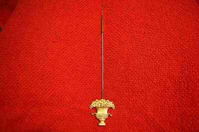 Promotion ! Empire,biedermeier,brass,clock Pendulum