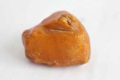 琥珀蜜蜡原石 raw amber stone rock 24.6g honey beeswax 100% natural Baltic 天然波罗的海琥珀蜜蜡