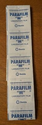 """Parafilm M Roll All-purpose laboratory film, 2"""" wide, Either 5' or 10' long"""