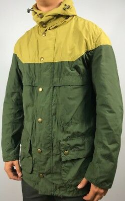 BARBOUR Men`s Jacket THORNHILL Green Size L/XL Casual