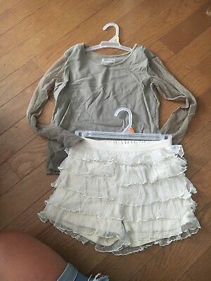 Mustard Pie Outfit Sz 10/12