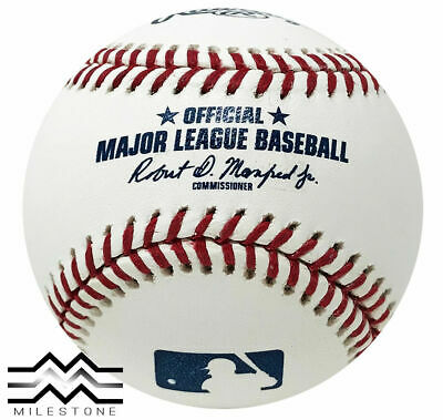 (12) Rawlings Official Major League Game Baseball ROMLB Manfred Boxed - Dozen