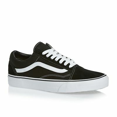 27cf2c3170bed New Women Vans Old Skool Black Skateboarding Shoes Classic Canvas Suede size  6