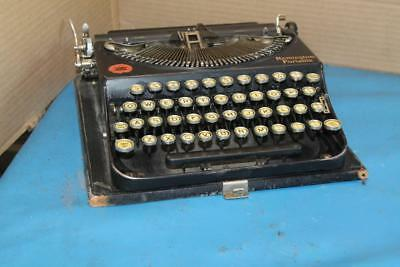 VINTAGE Rare Original REMINGTON PORTABLE #1 TYPEWRITER