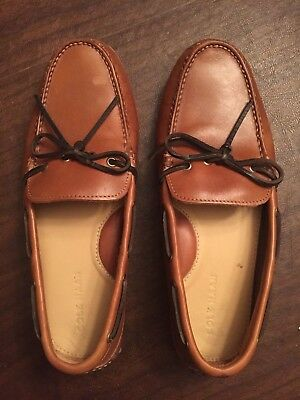 6e2a9ac25eb Men s Brown Cole Haan Shoes Grant Driving Loafers  Barely Worn  Size 8.5 M