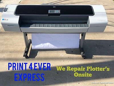 Hp Designjet T1100ps 44 Inch Plotter