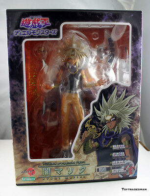 YuGiOh Yu-Gi-Oh Yami Marik ARTFX J Kotobukiya 1:7 Scale Duel Monsters Sealed