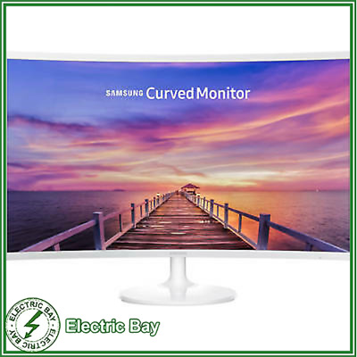 "SAMSUNG CF391 32"" FHD Curved Gaming Computer Monitor 1920x1080 5MS HDMI DP VA"
