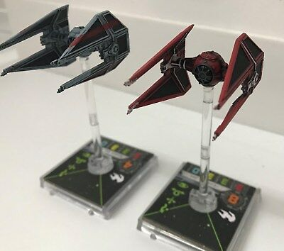 Star Wars X-Wing Miniatures Game - Imperial Aces Expansion Pack
