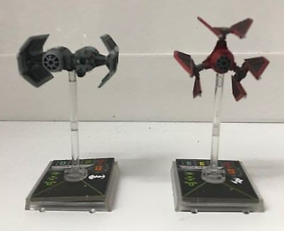Star Wars X-Wing Miniatures Game - Imperial Veterans Expansion Pack