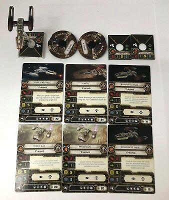 Star Wars X-Wing Miniatures Game - Most Wanted Expansion Pack