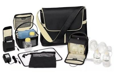 Medela Pump In Style Advanced - The Metro Bag - New & Sealed