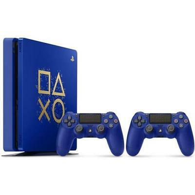 20374 Sony Ps4 500 Gb E Chassis Days Of Plays Limited Edition  (2 Joypad)