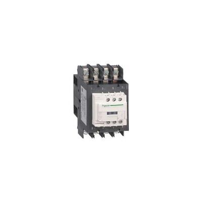 Schneider Electric Lc1dt80aq7 Tesys D, Contacteur, 4P (4 NA) AC-1, 440 V 80 A...