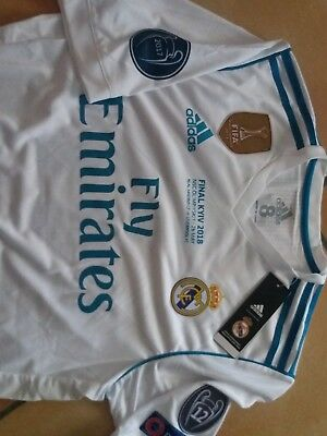 maglia Real Madrid finale Champions 2018 11 bale
