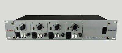 Sebatron VAMP-four Hi-end four channel valve D.I. with free shipping