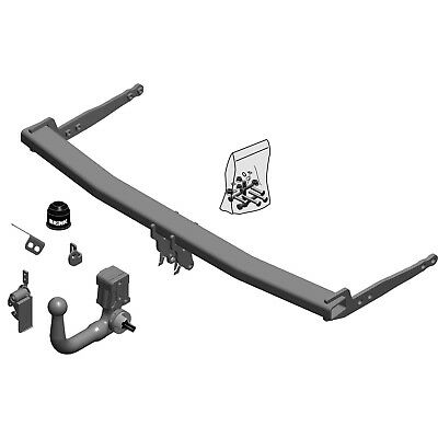 Brink Towbar for Subaru Forester 2008-2013 Swan Neck Tow Bar