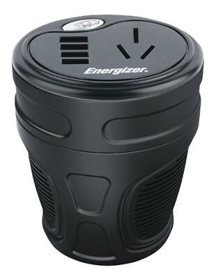 Energizer 150W Cup Power Inverter with 4 X USB (300W Peak)