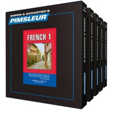 Pimsleur French Audiobook Course Level I, II, II and Plus. Instant Download!