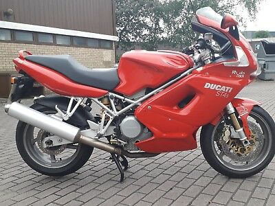 Ducati ST4S 2004. Face lift model. 1 owner from new.