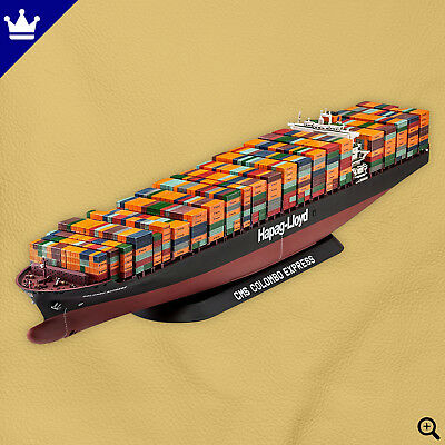 #Revell Modellbausatz Schiff 1:700 Containerschiff Colombo Express