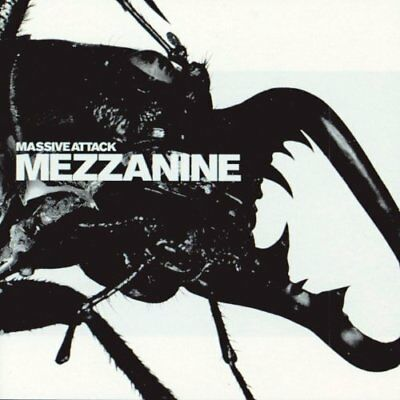 Massive Attack-Mezzanine  (UK IMPORT)  VINYL NEW