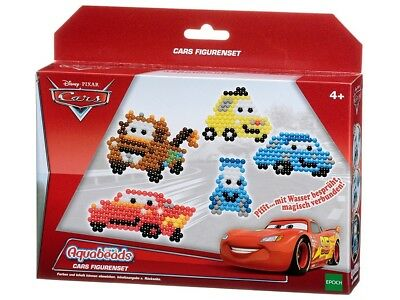 Aquabeads Cars Figurenset NEU & OVP